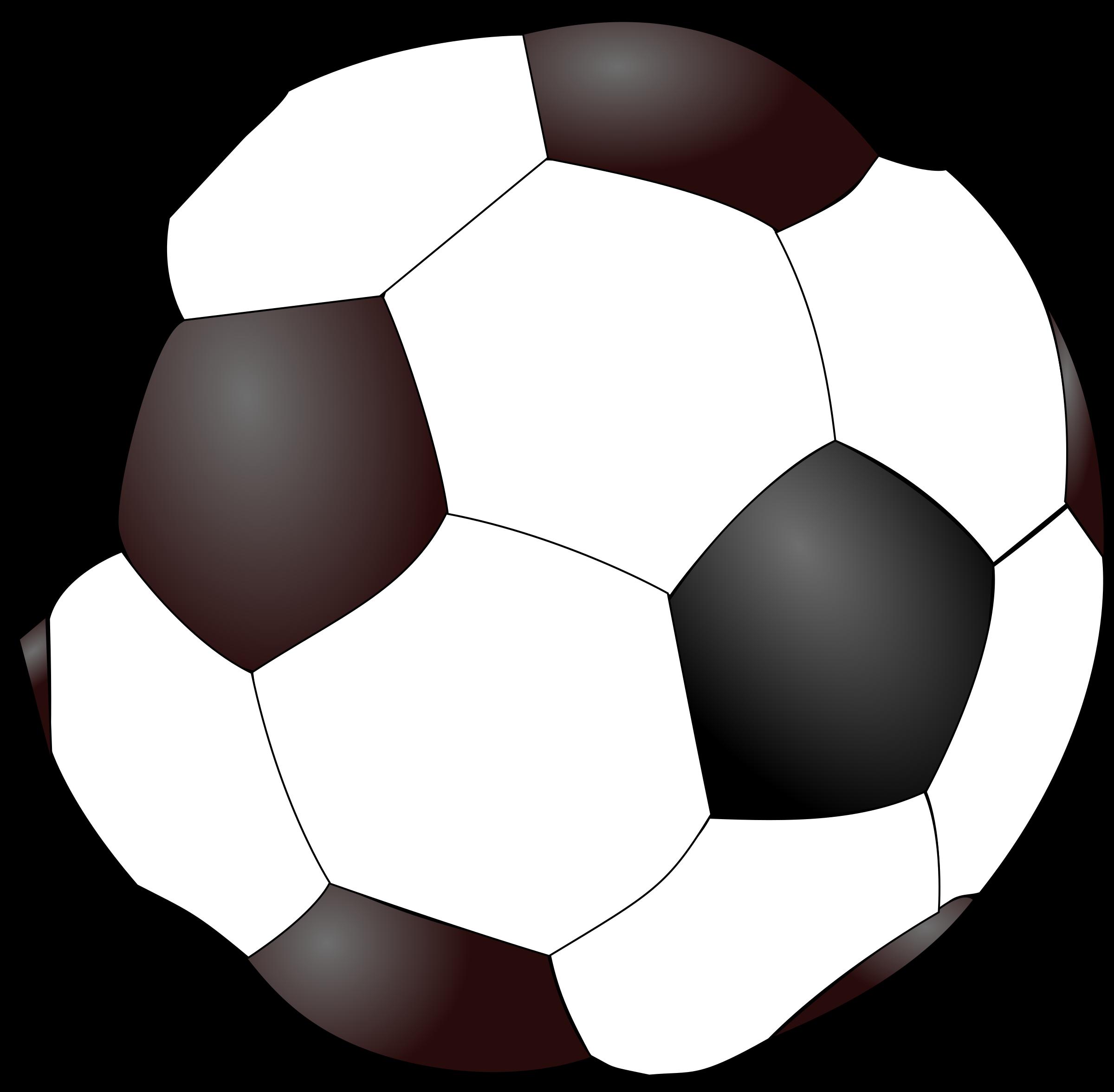 Clipart football banquet. Soccer ball sport sports