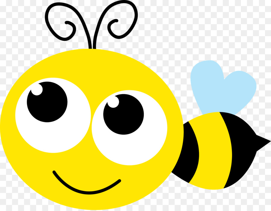 Clipart bee head. Cartoon beehive yellow transparent