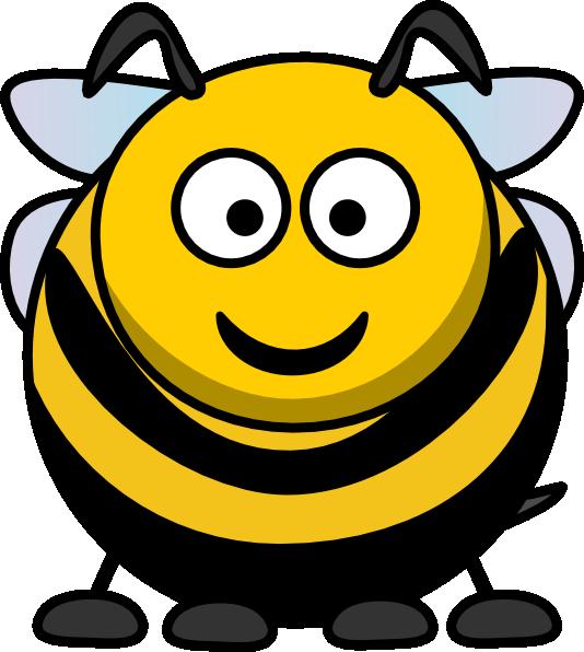 clipart bee head