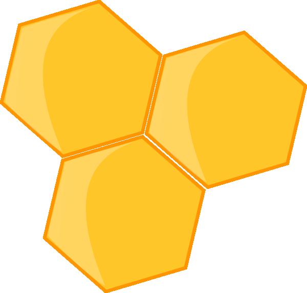 Bee clip art at. Honeycomb clipart honey comb