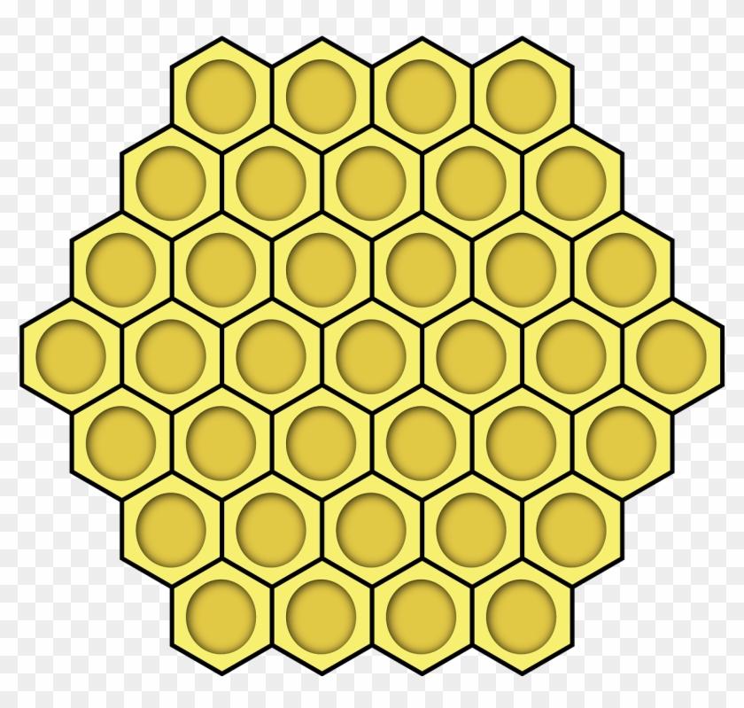 Clip art hexagon bee. Honeycomb clipart beehive