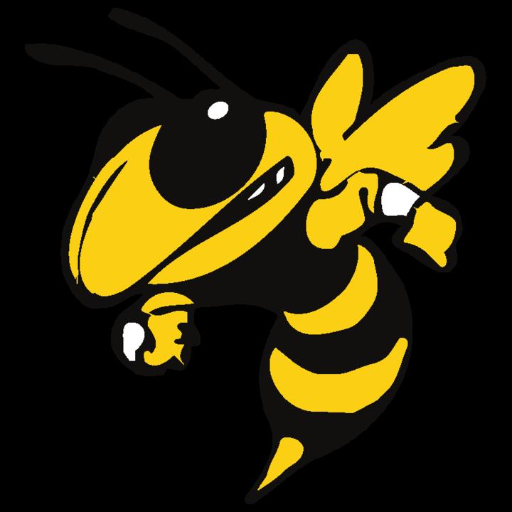 Clipart bee hornet. The hayes hornets scorestream