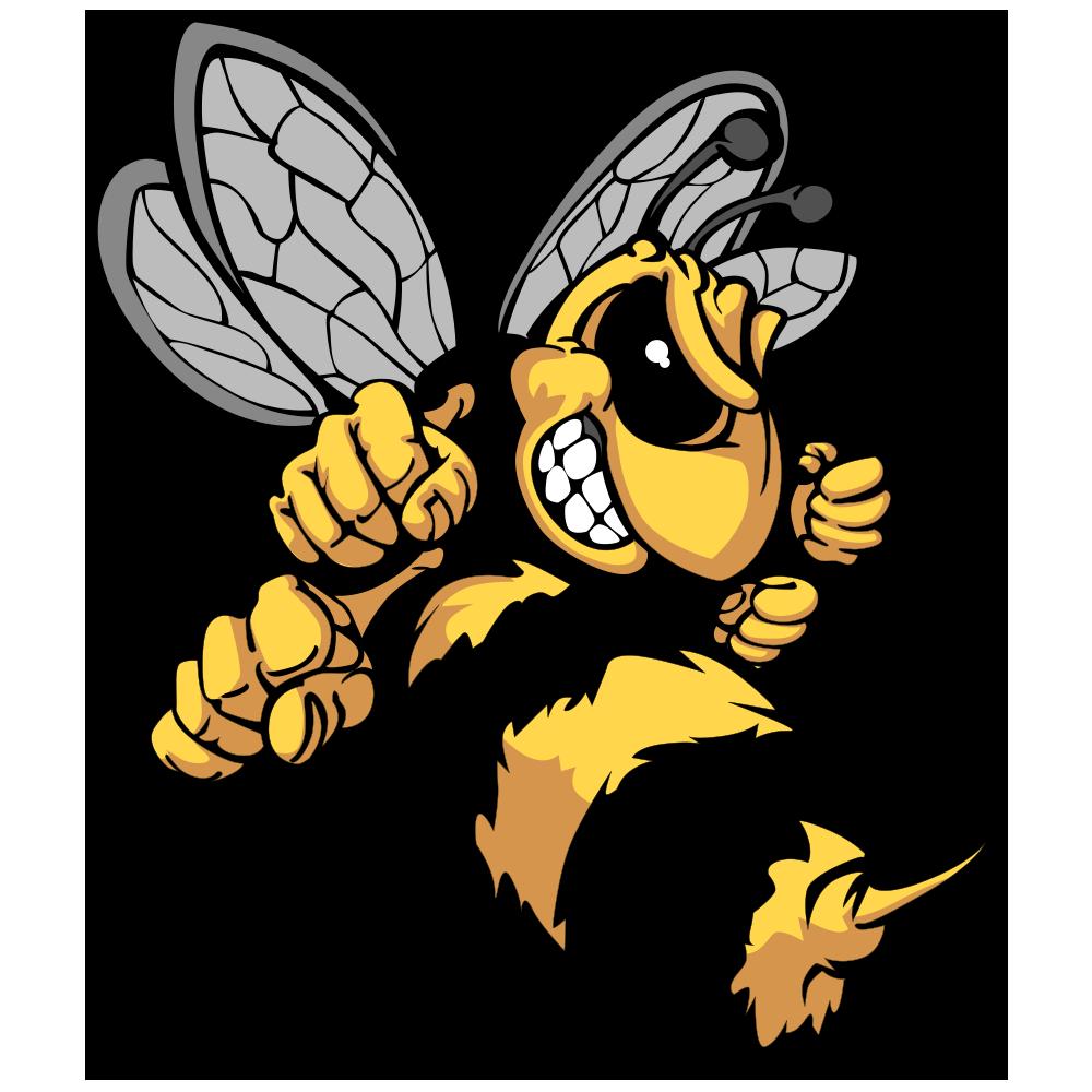 clipart bee hornet