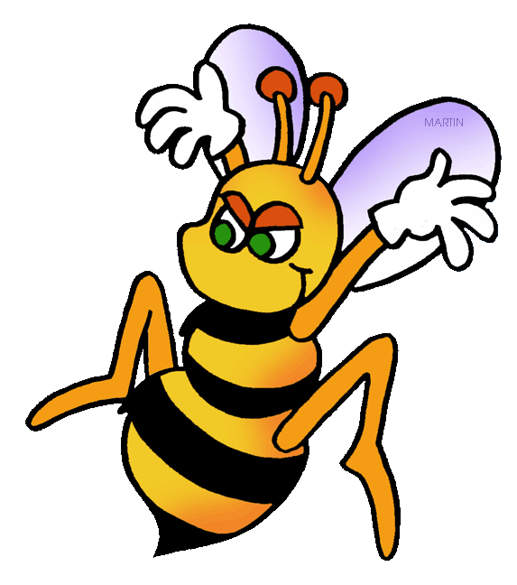 Insect clipart honey bee. Drawing clip art at