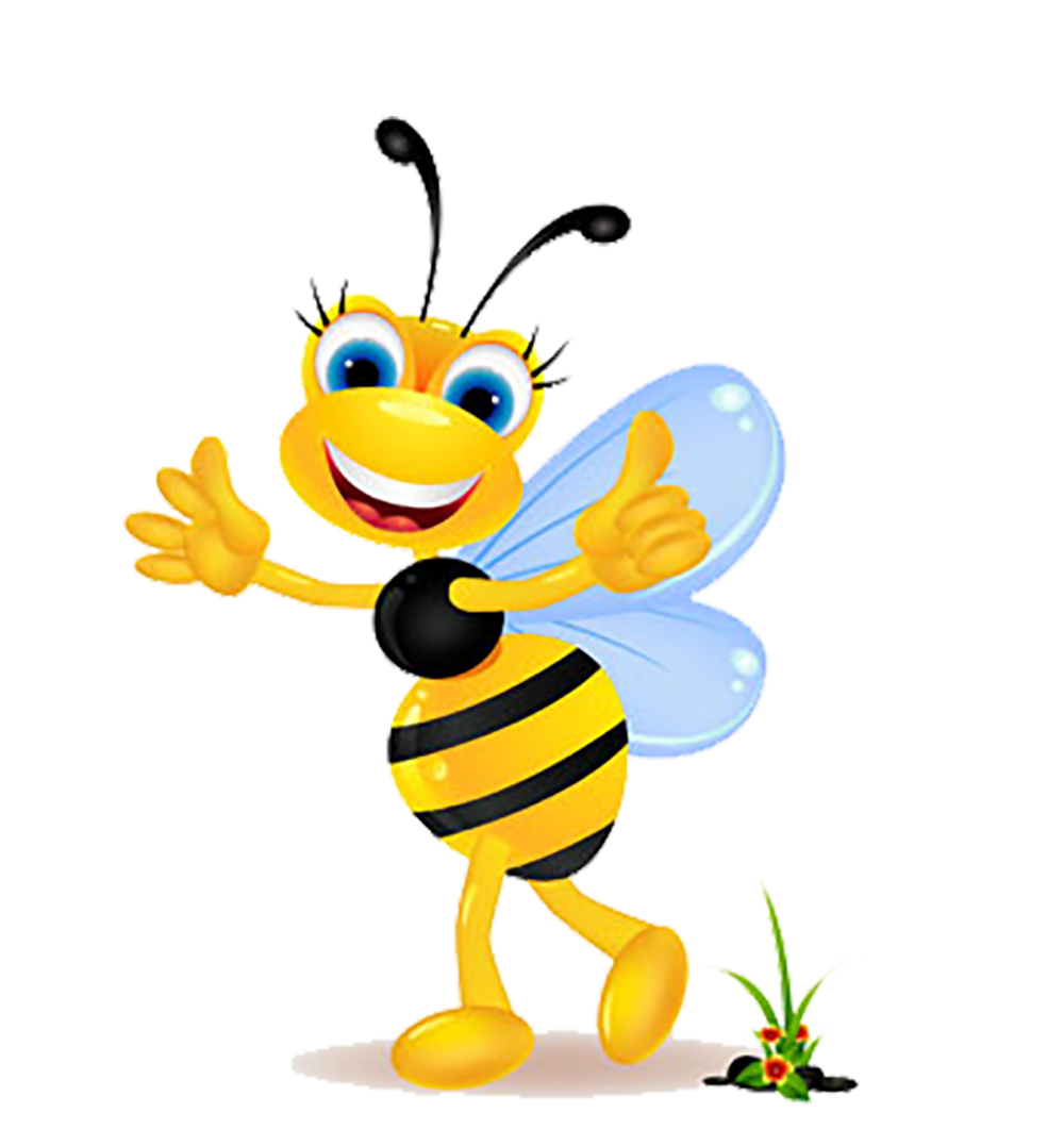 Insect royalty free clip. Clipart butterfly bee
