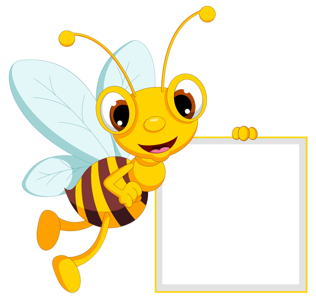 Clipart bee printable.  png pinterest clip