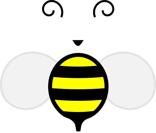 Honey one clip art. Clipart bee queen bee