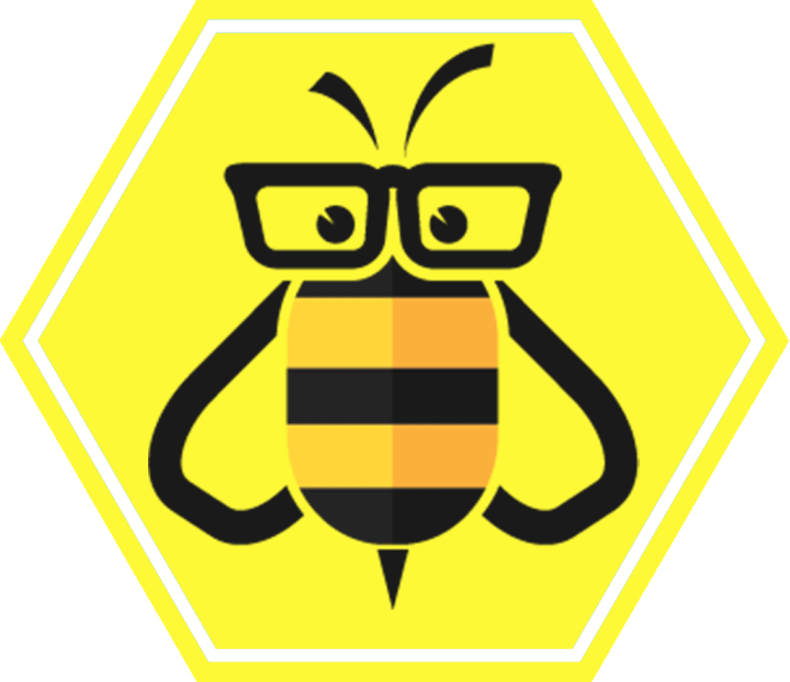 clipart bee student