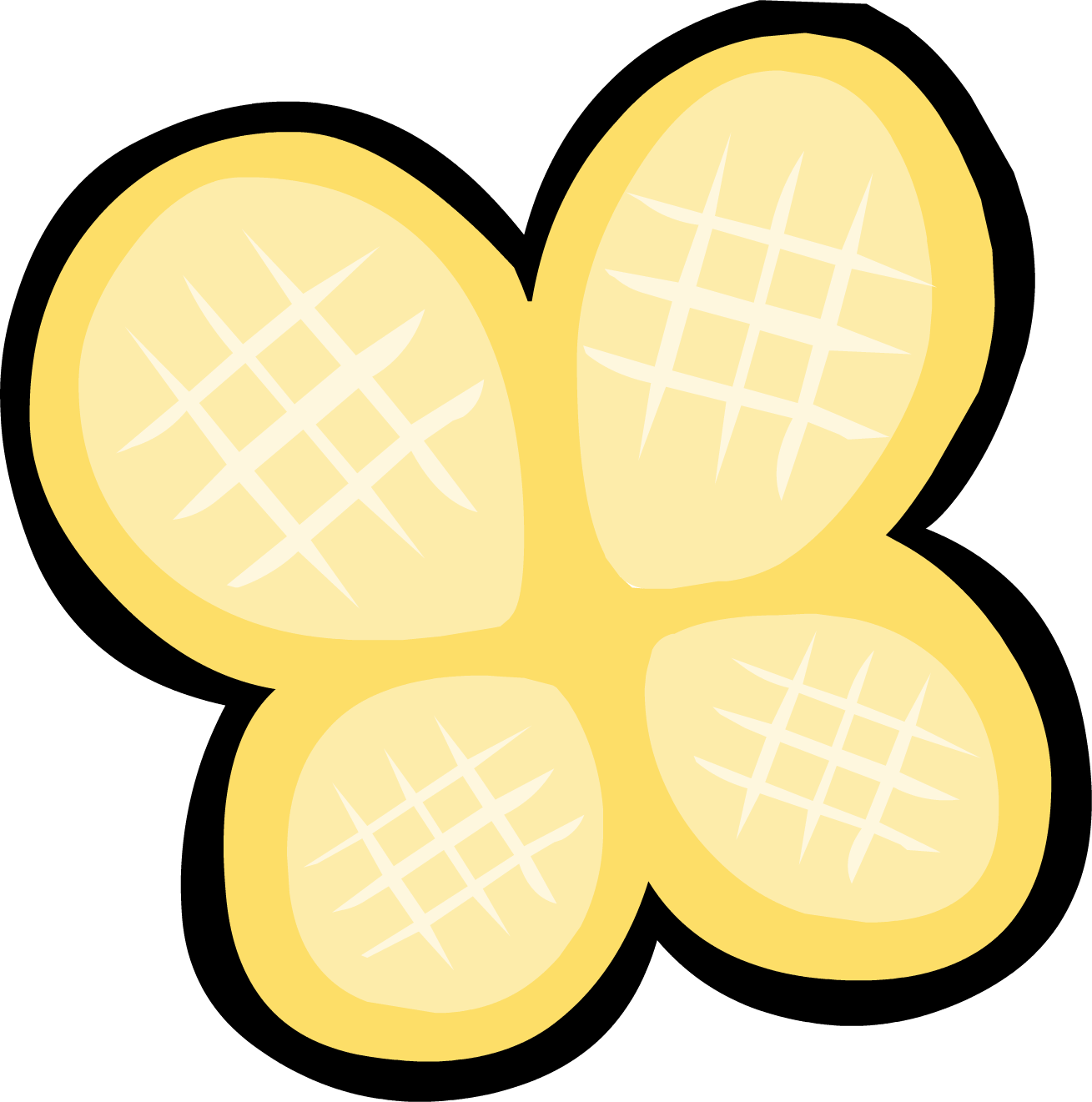 Clipart bee template. Wings club penguin wiki