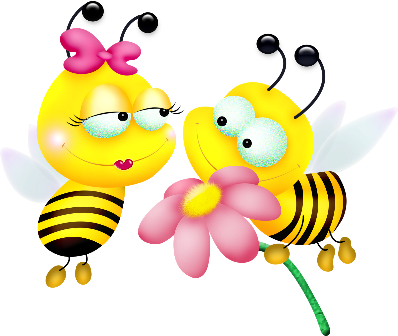 Abejas png pinterest bees. Kid clipart bee