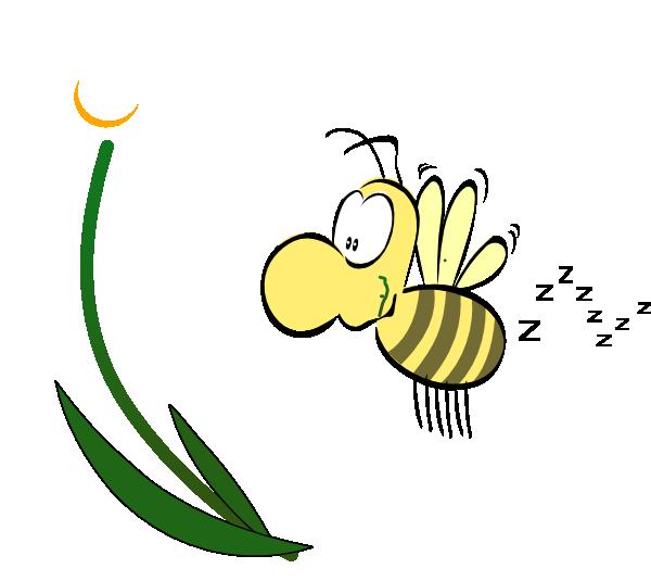Clip art at clker. Trail clipart bee buzz