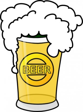 Free . Beer clipart clip art