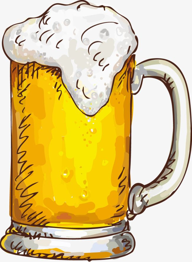 A of png . Cup clipart beer