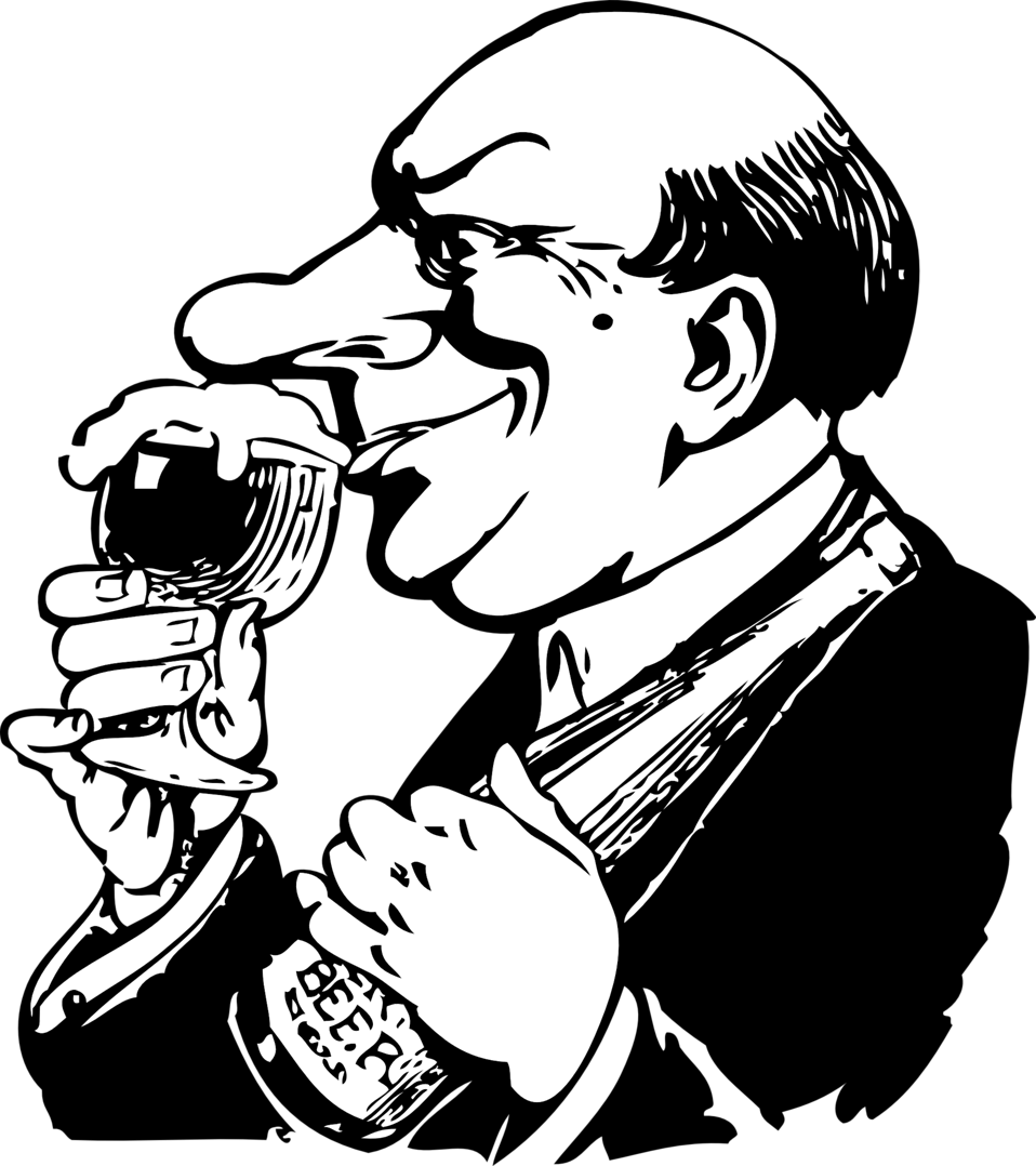 Public domain clip art. Clipart beer alcahol
