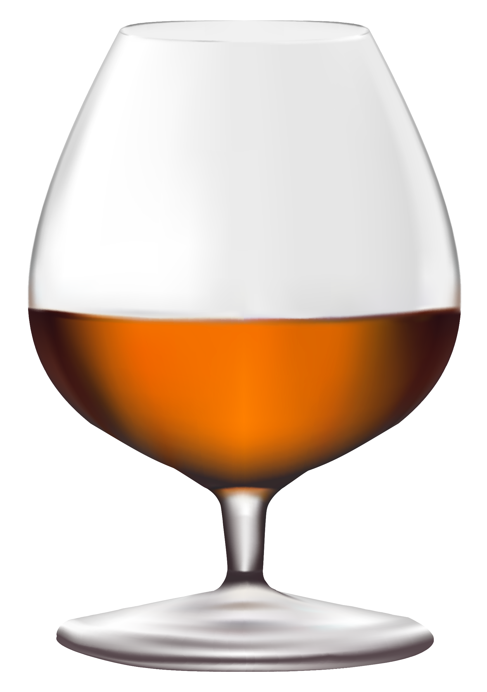 Brandy png best web. Glass clipart file