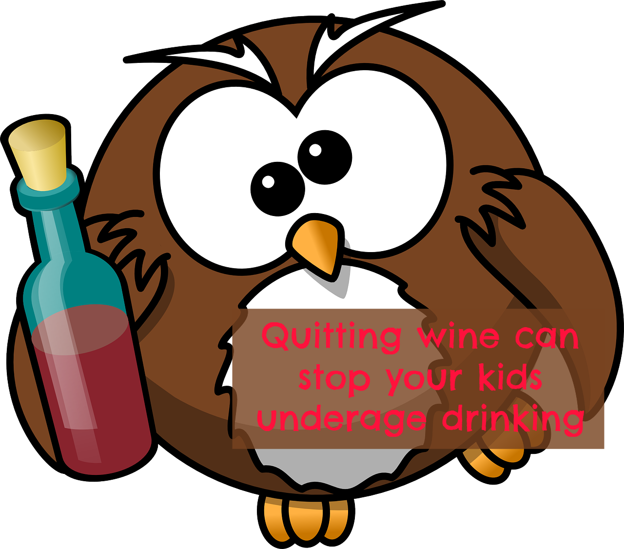 Quitting wine can stop. Drinking clipart drug alcohol