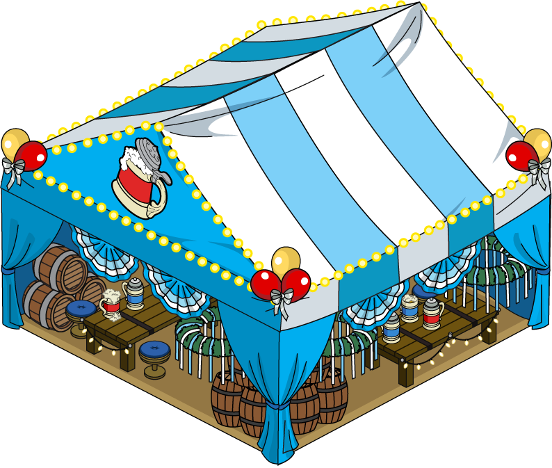 Maid clipart beer. Tent graphics illustrations free