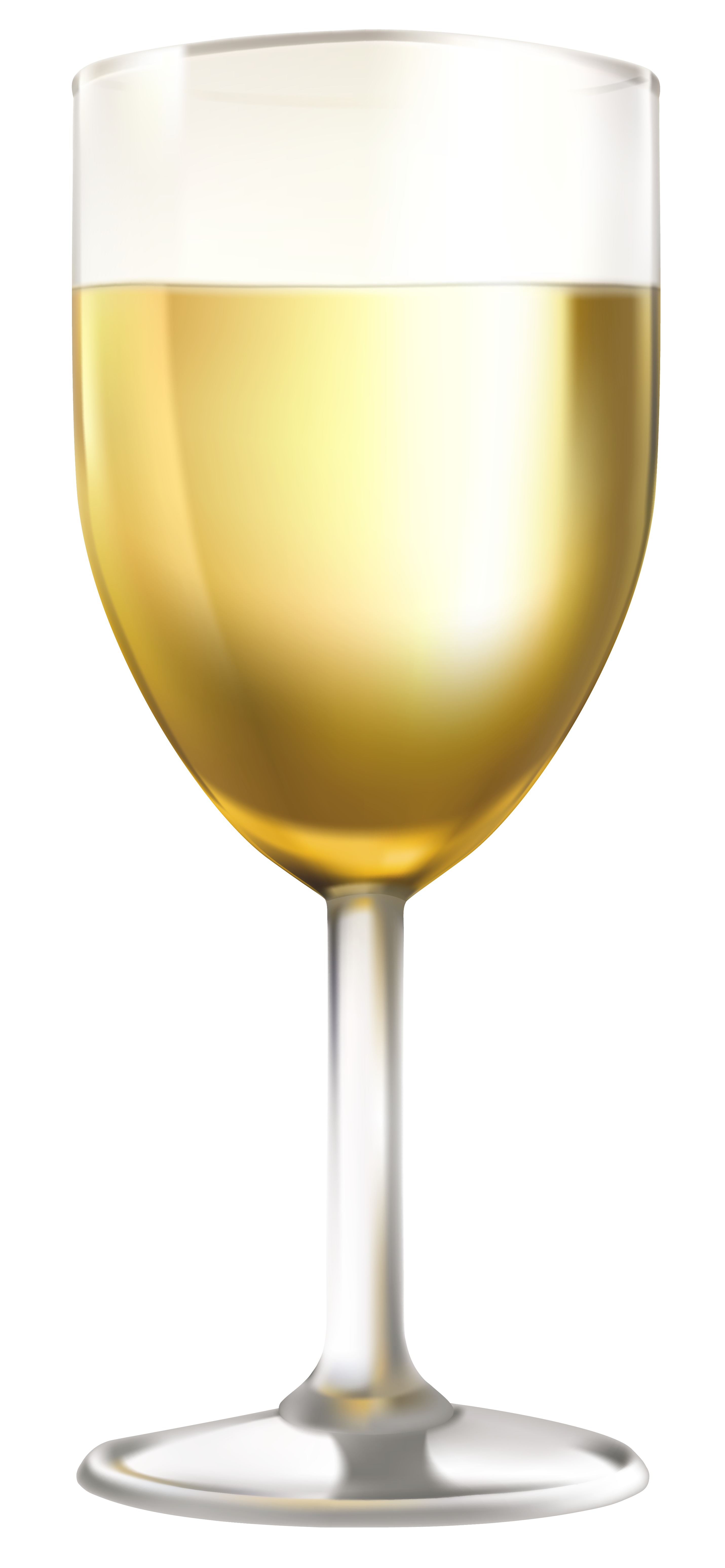 White glass png clip. Cocktail clipart beer wine