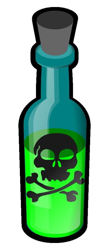 Onlinelabels clip art poison. Clipart beer bottel