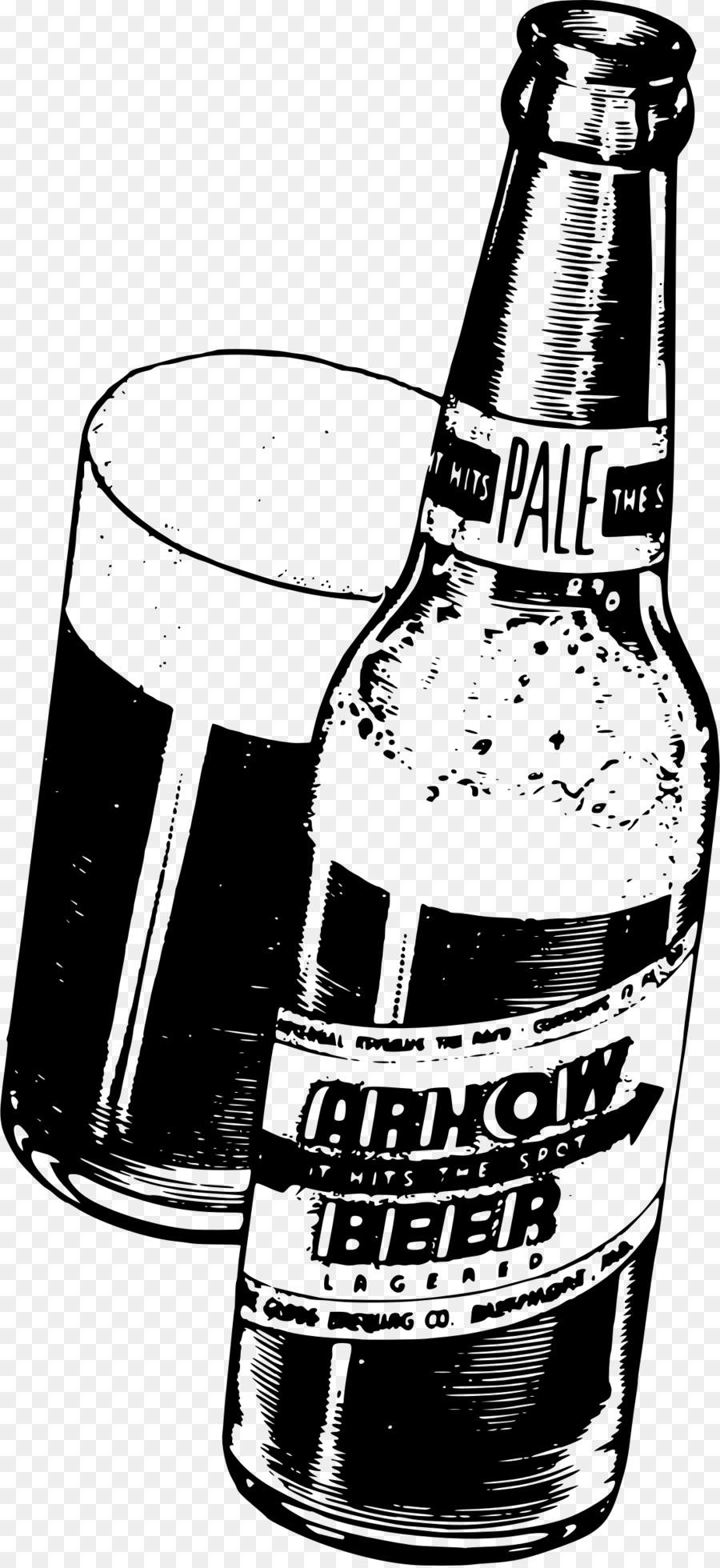 Clipart beer bottel. Cartoon bottle drink transparent