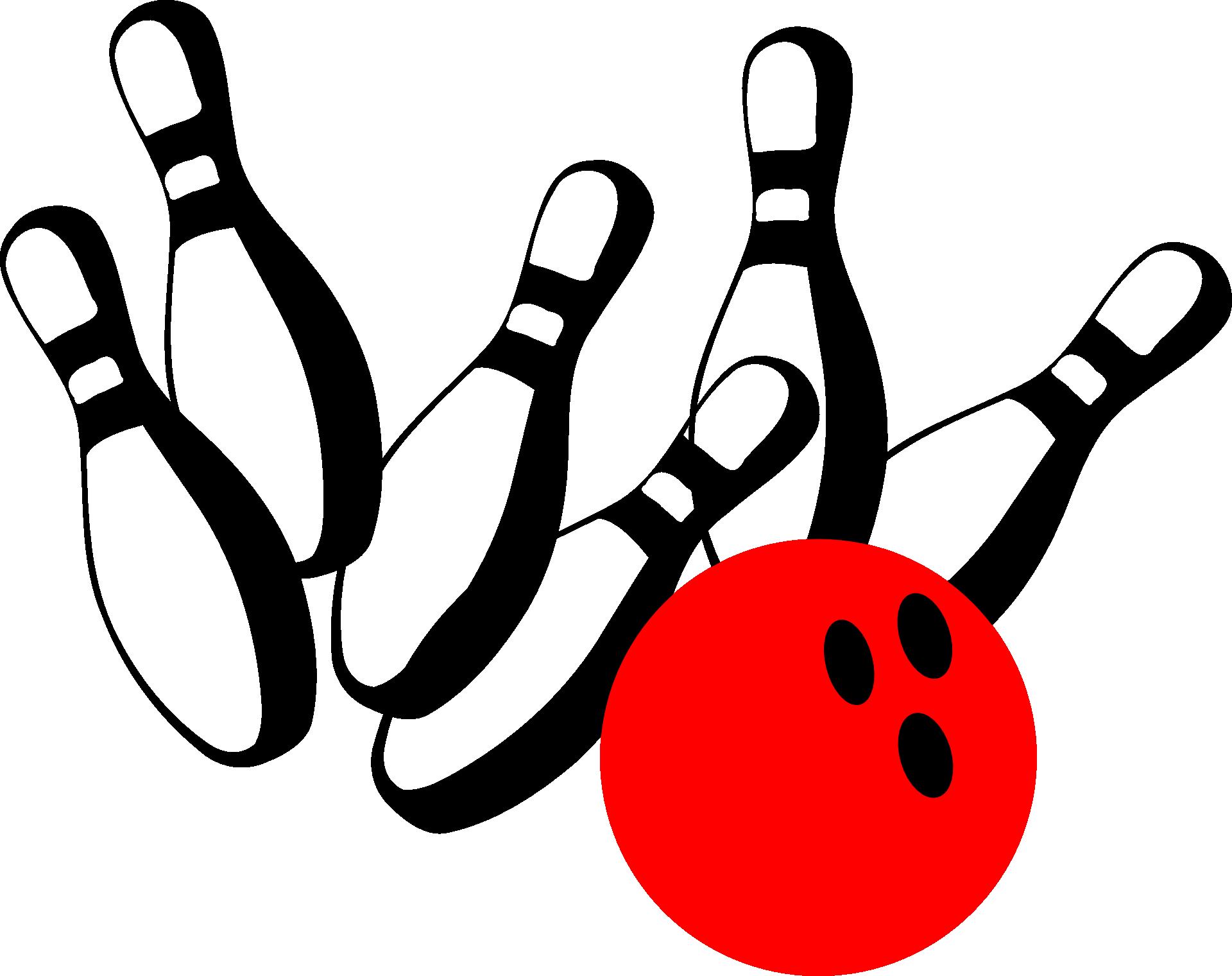 Pin balls clip art. Pizza clipart bowling