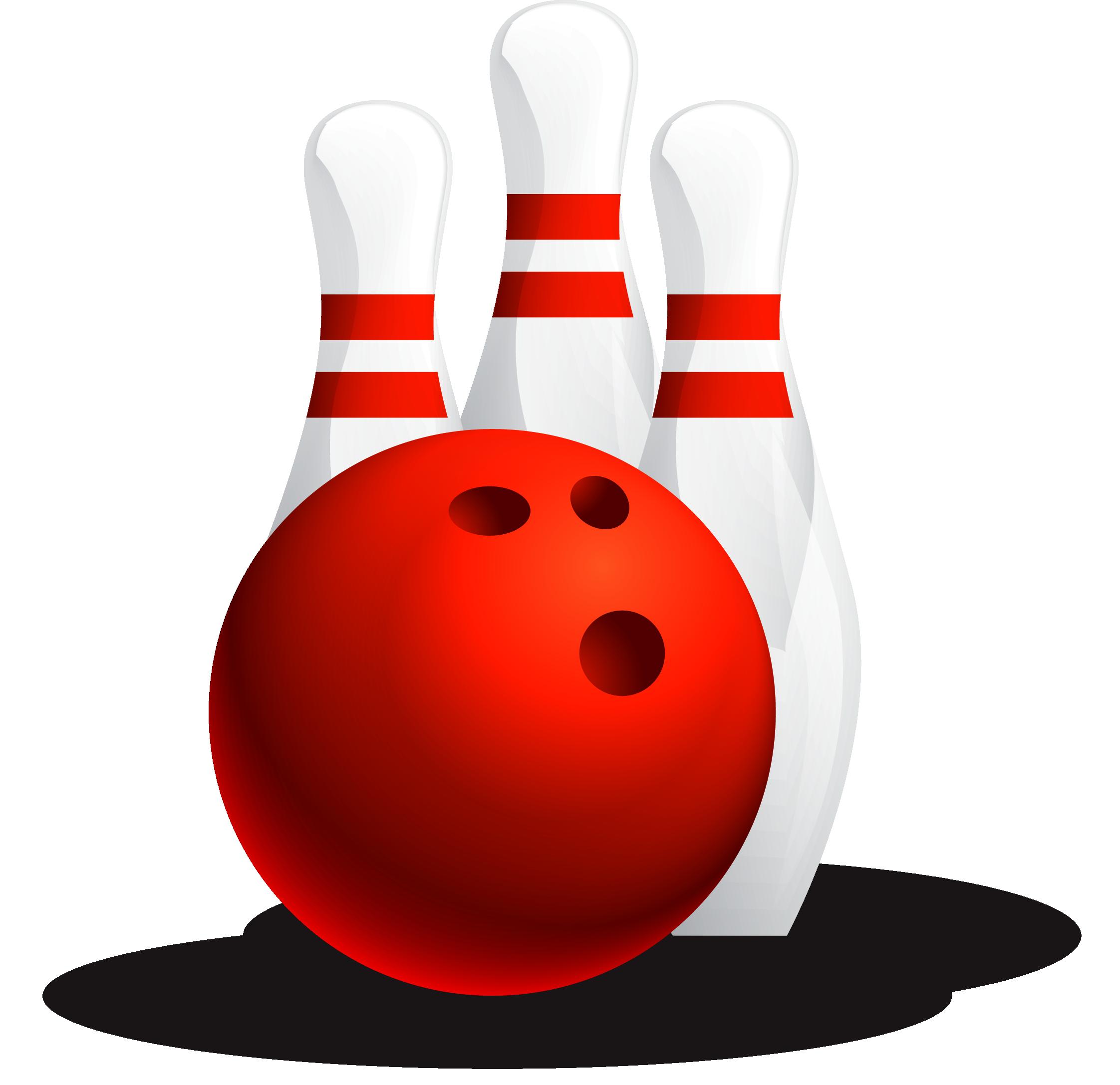 Ball ten pin game. Coconut clipart bowling
