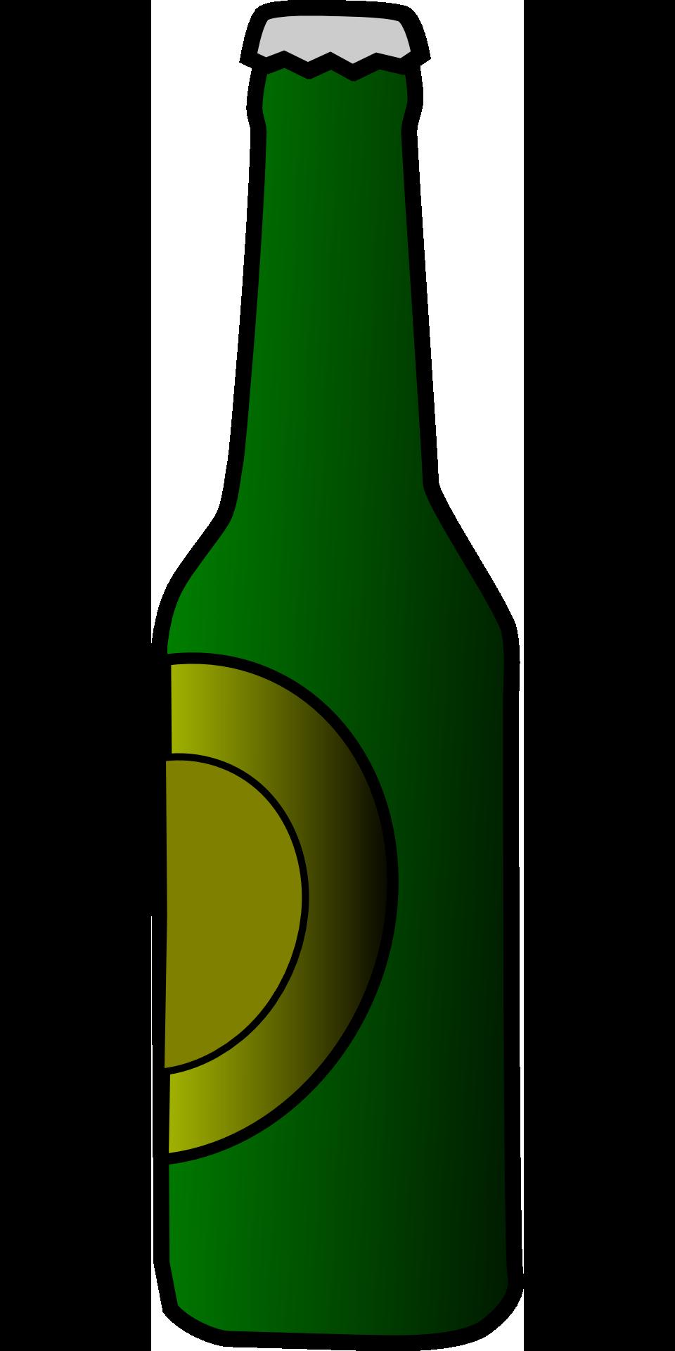Drinking clipart bottleclip. Botella de cerveza clip
