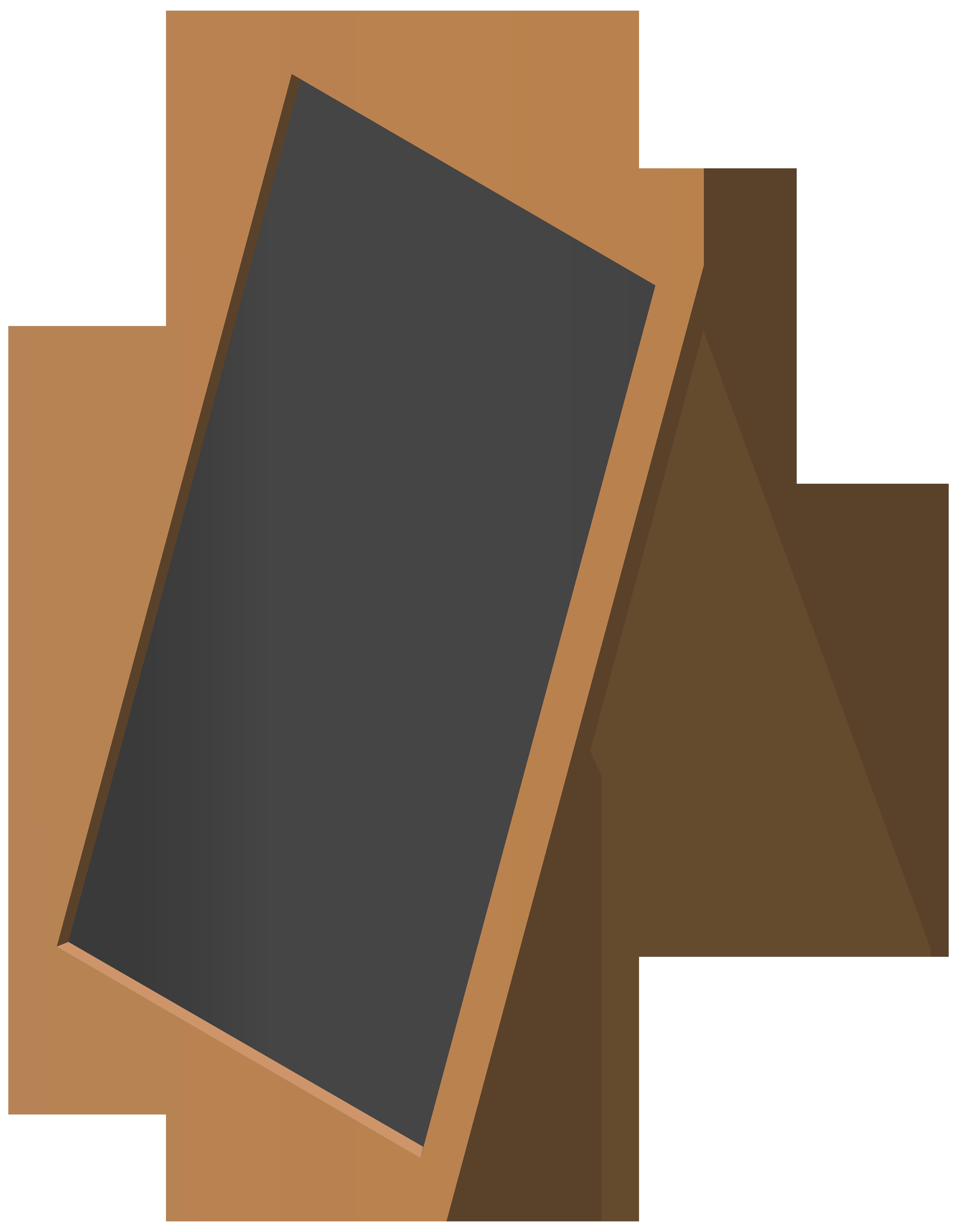 Framed transparent png clip. Clipart rose chalkboard