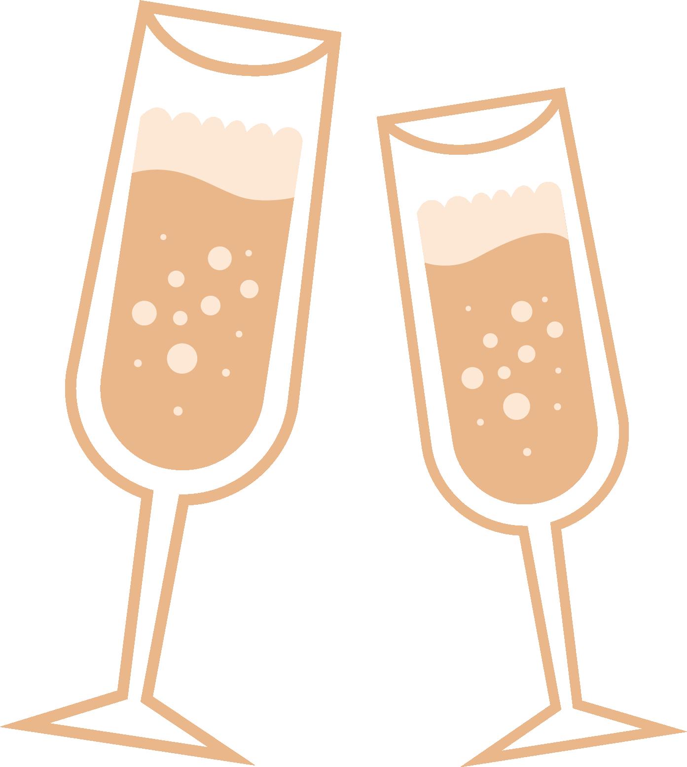 Champagne glass clip art. Pineapple clipart wine