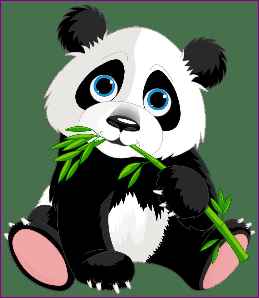 Cute panda cartoon png. Clipart phone marvelous