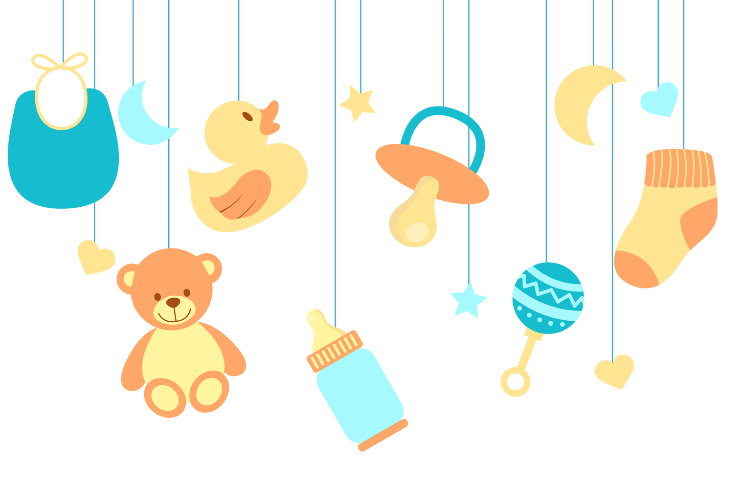 Diaper clipart donut. Infant toy child baby