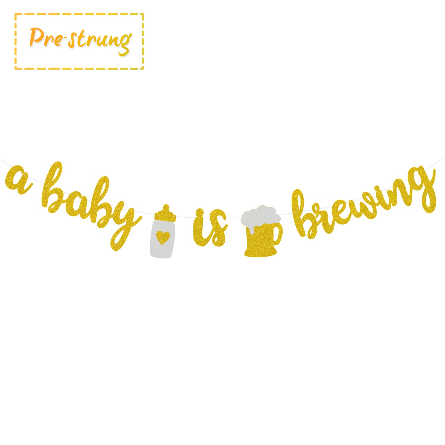 Diapers clipart beer. A baby is brewing