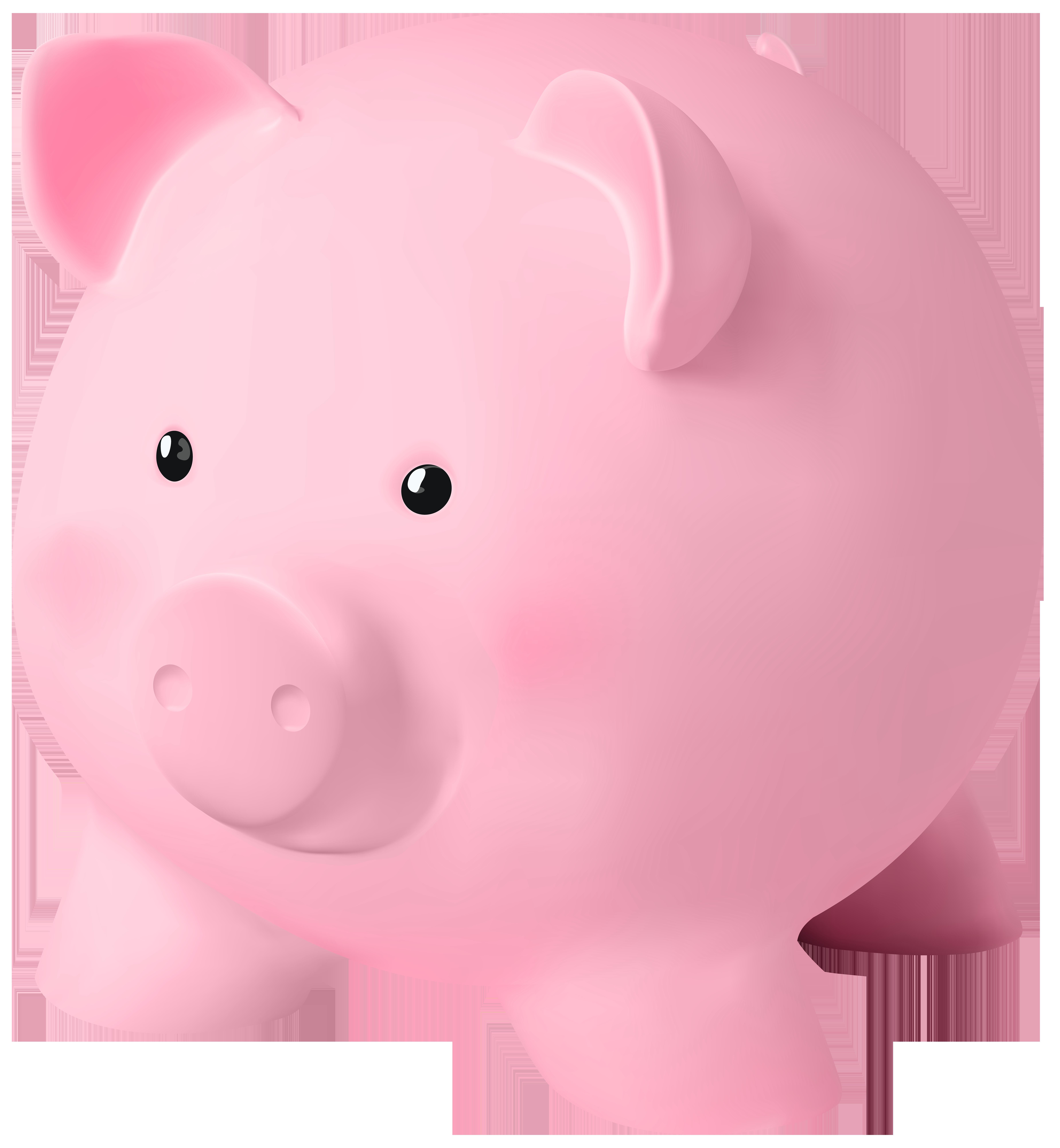Clipart money pig. Piggy bank png clip