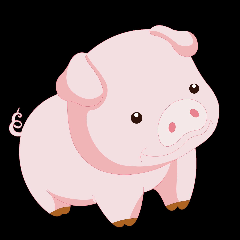 Clipart pig food. Domestic clip art daze