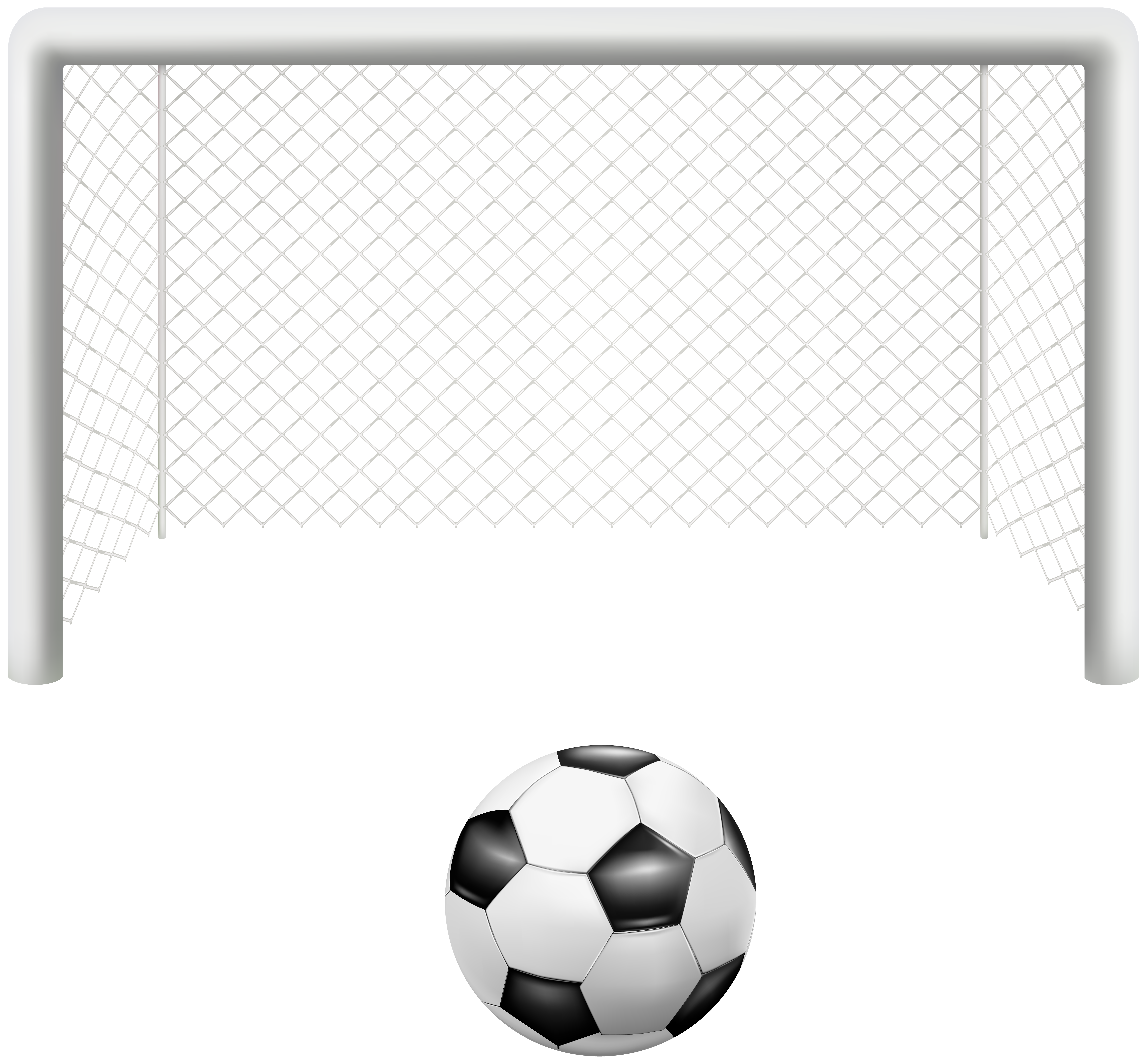 And ball png clip. Football clipart gate