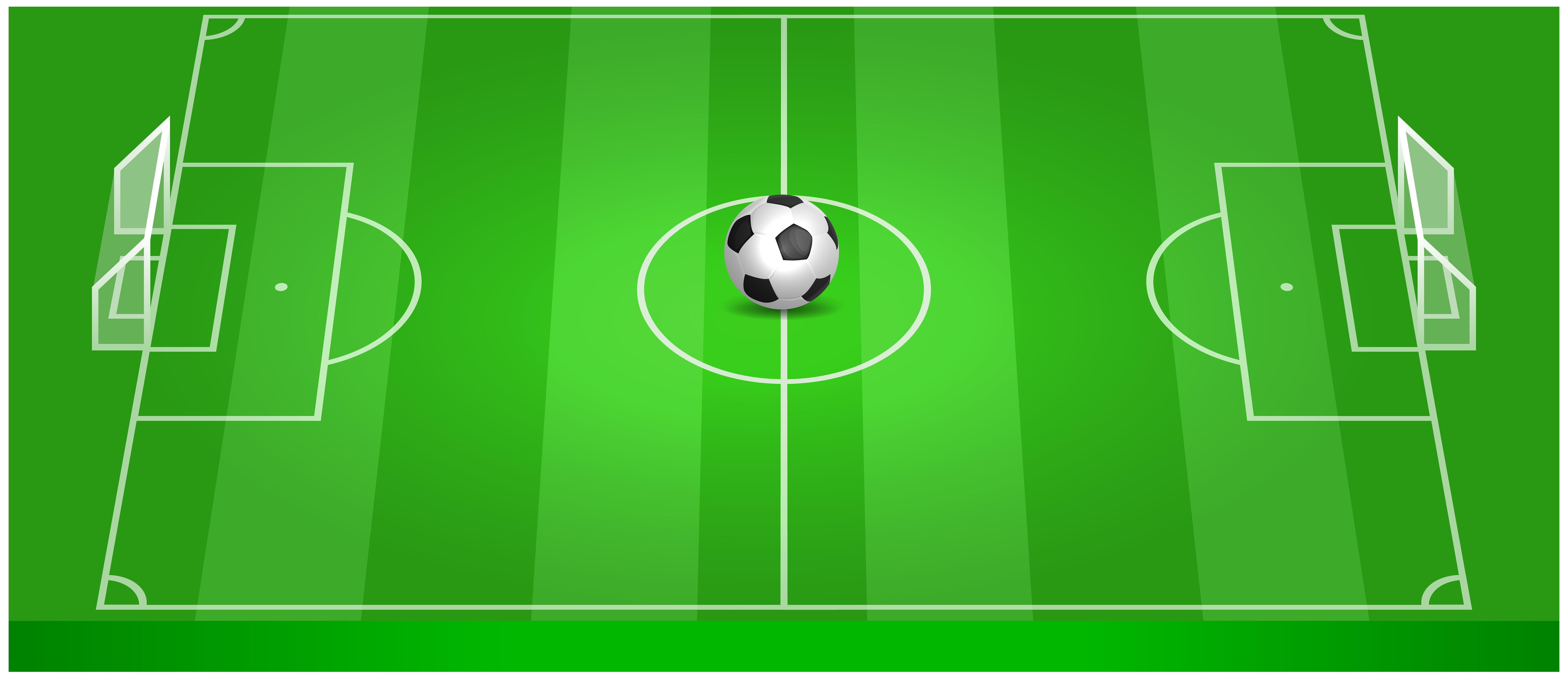 Football field png clip. Clipart grass soccer