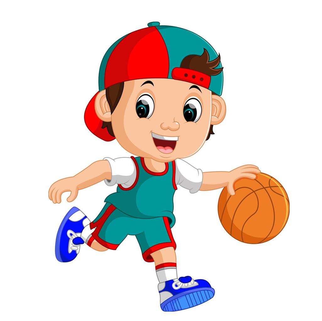 Play clipart football team. Basketball player royalty free