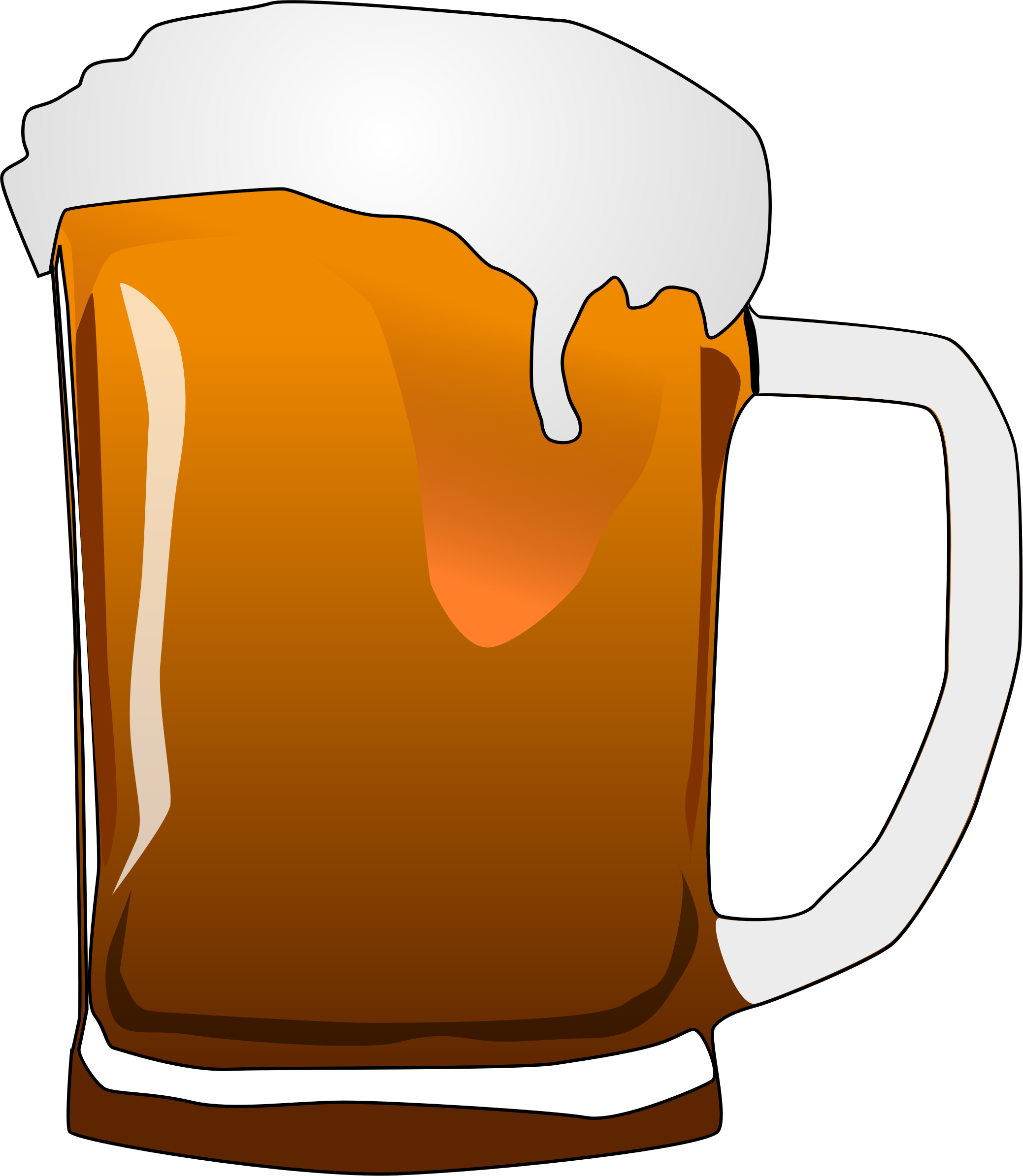 Glass clipart brown. Beer glasses lager clip