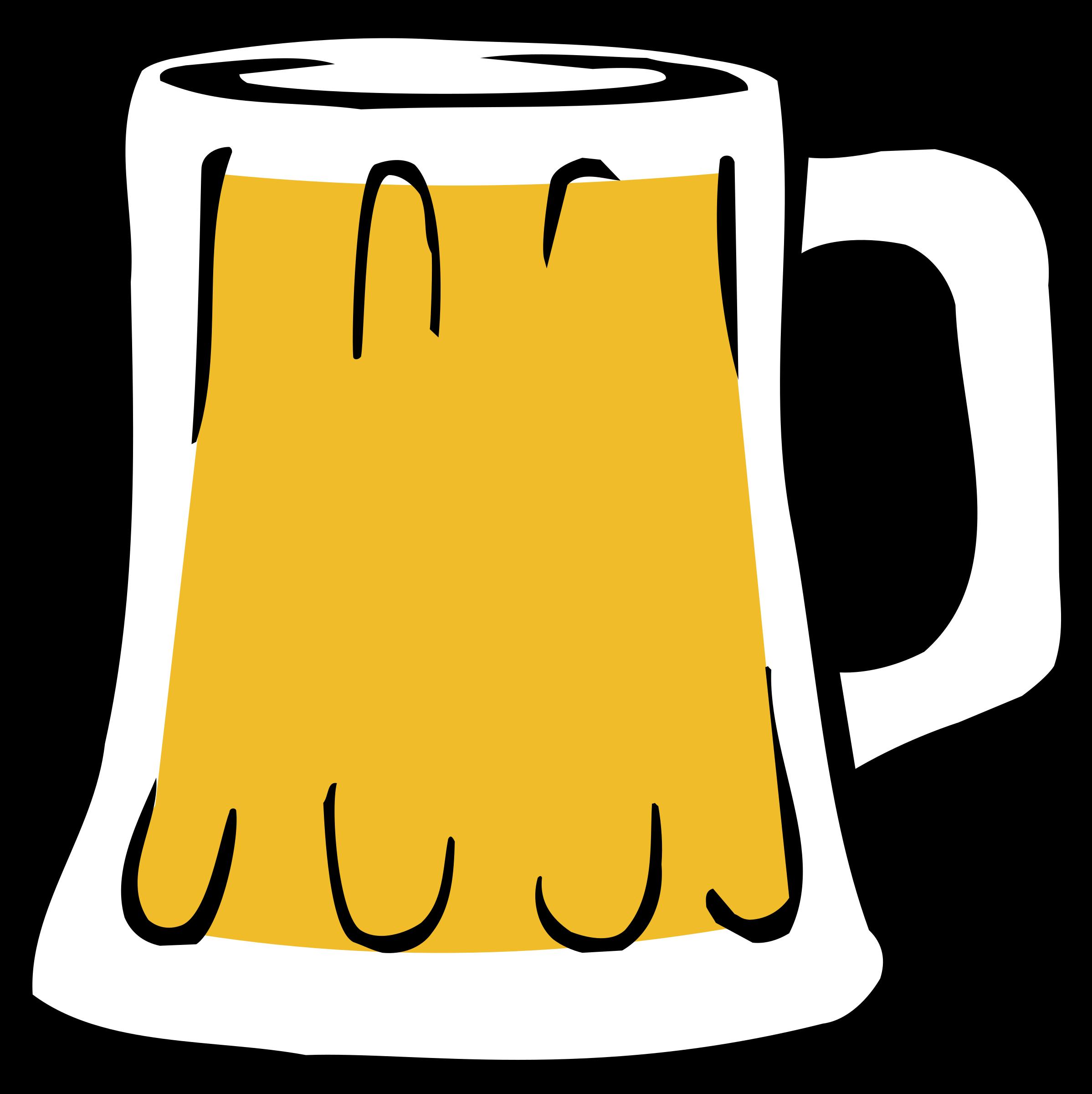 Mug clipart glass mug. Fatty matty brewing beer