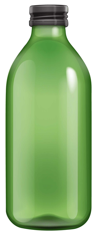 Bottle transparent png images. Milk clipart empty glass
