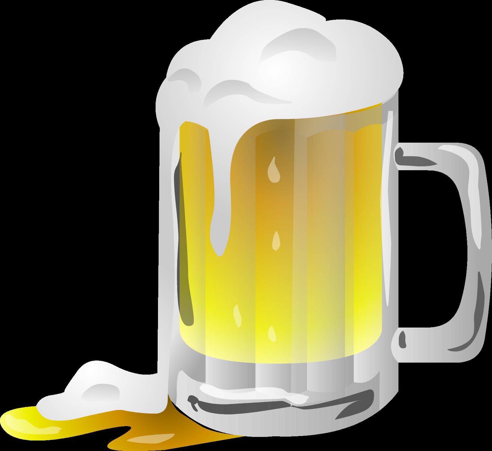 Beer mugs mug png. Cocktails clipart pilsner