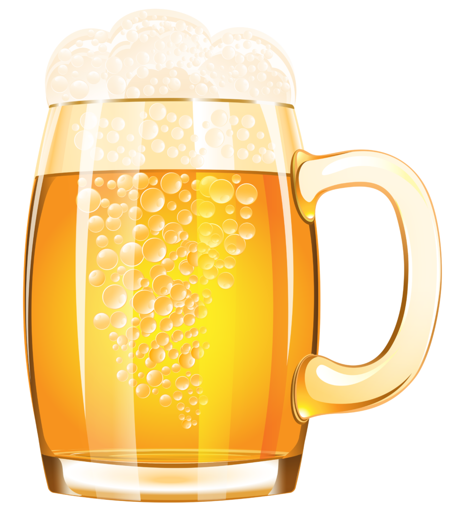 Beer glasses clip art. Cocktail clipart drinking glass