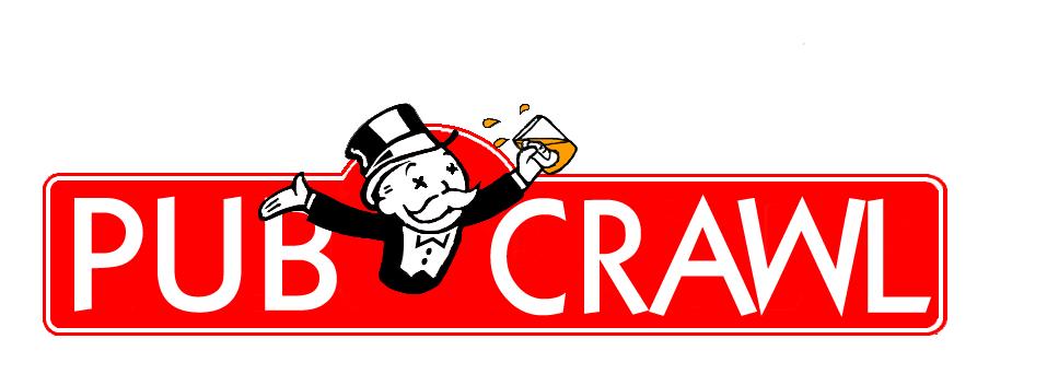 Monopolyboardpubcrawl monopoly london. Clipart beer pub crawl