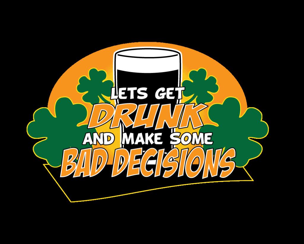 Clipart beer pub crawl. Get drunk make bad