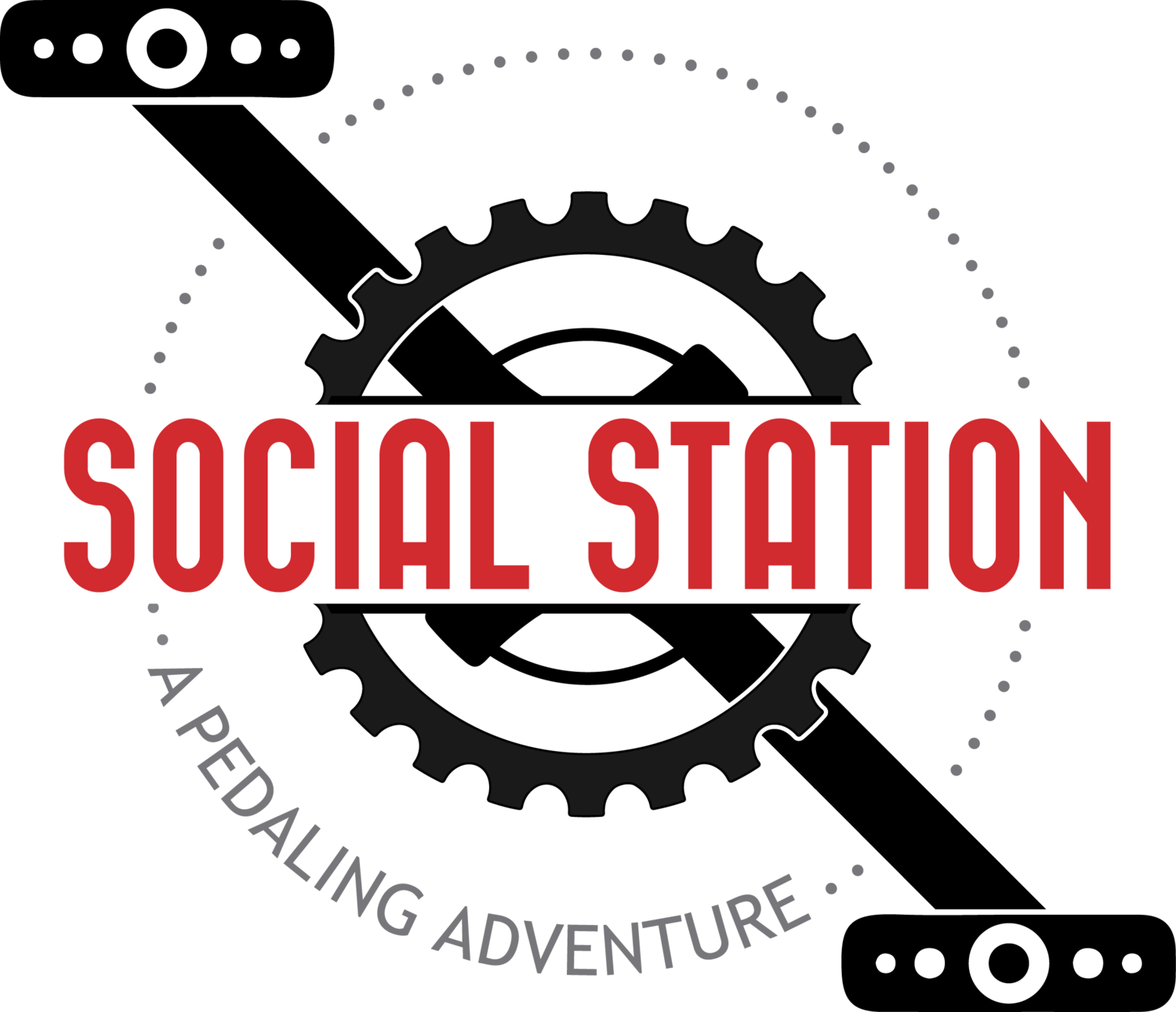 The social station pedal. Clipart beer pub crawl