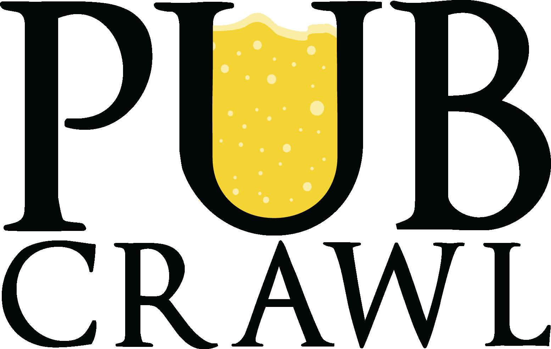 Clipart beer pub crawl. Bar logos