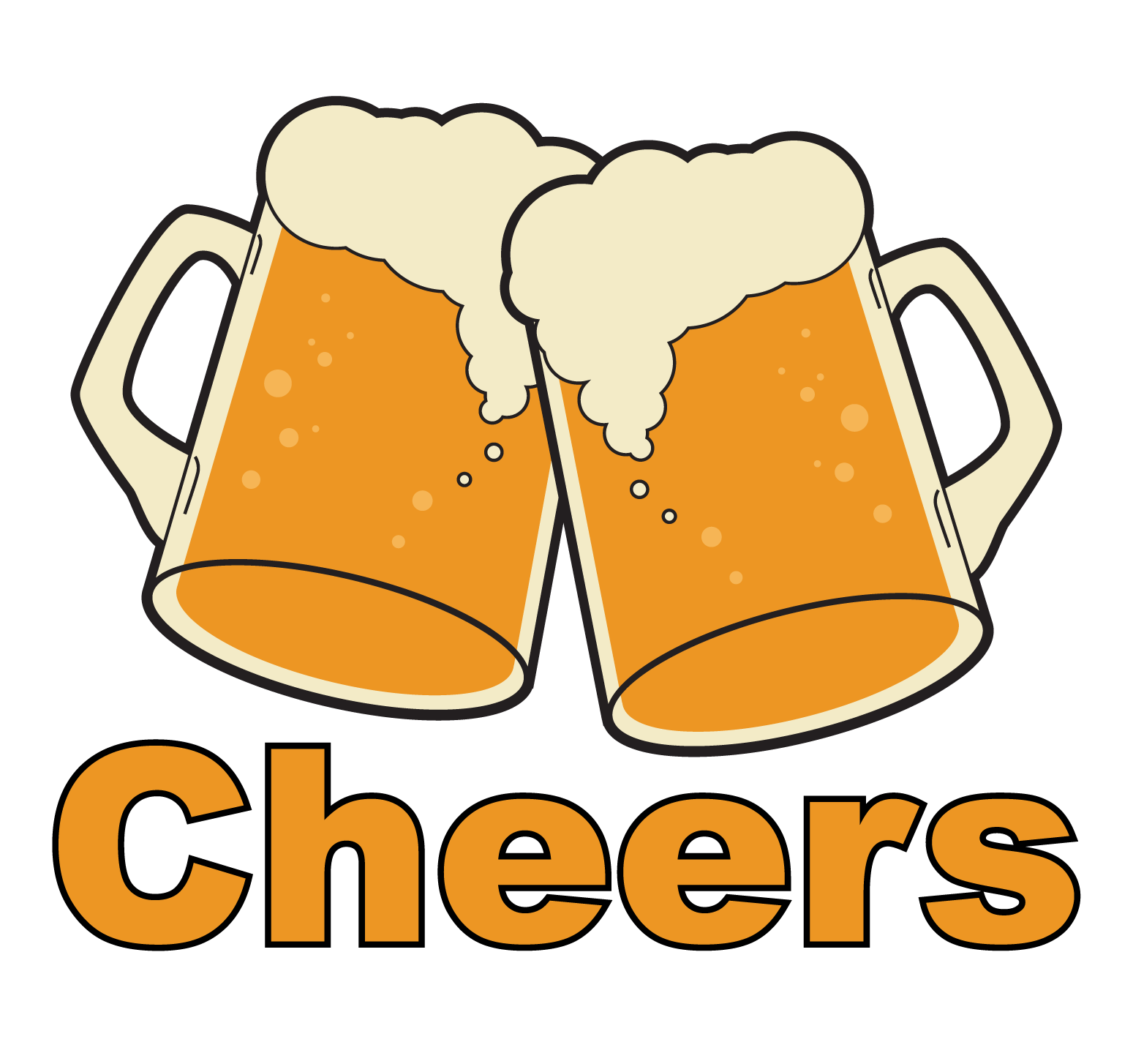 Drinks clipart cheer.  collection of beer