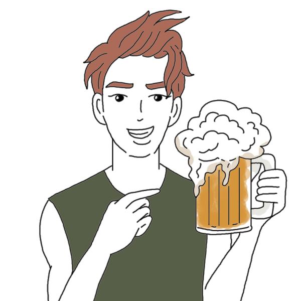 Beer dream dictionary interpret. Dreaming clipart rich man