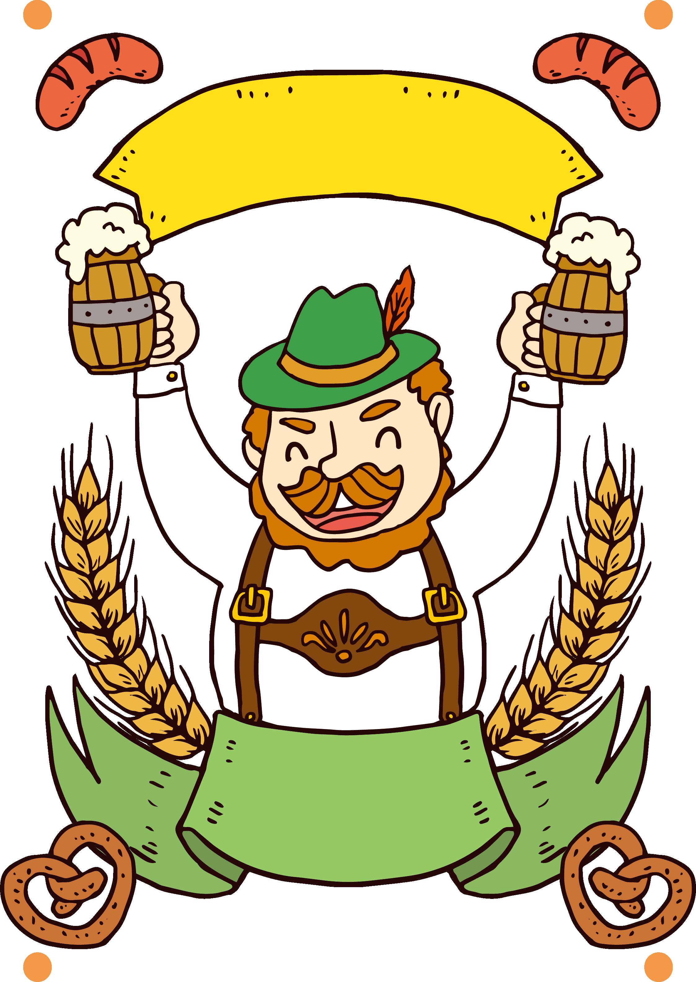 German clipart thing german. Oktoberfest germany beer clip
