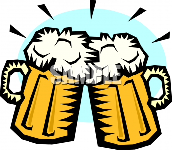 Beer clipart. Clip art mugs of
